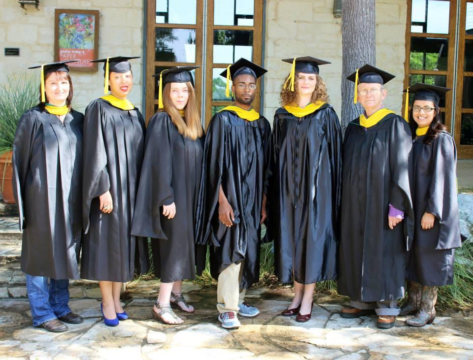Spring 2015 Graduating Class