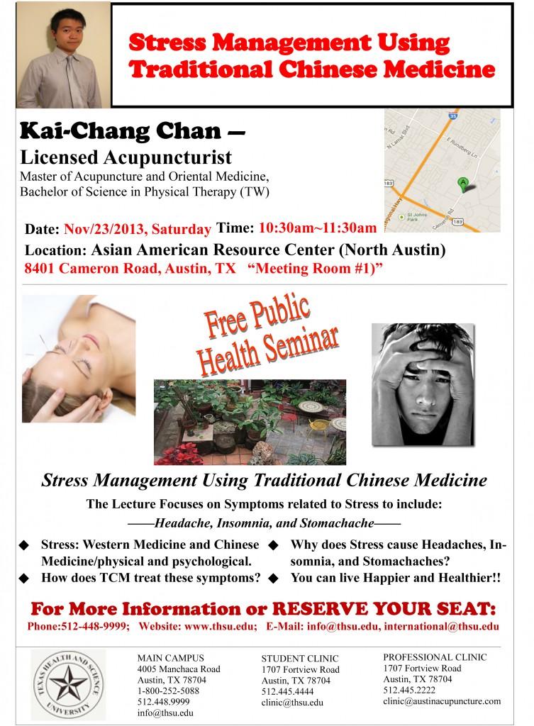 health seminar 1