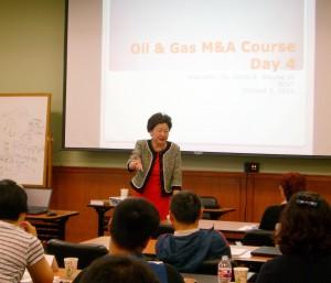 Lisa Lin UT Lecture