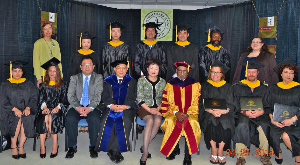 Graduation Group Portrait - Small