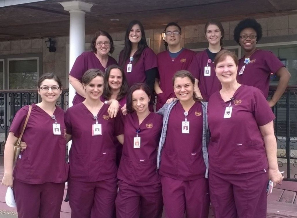 Texas State Nursing Students
