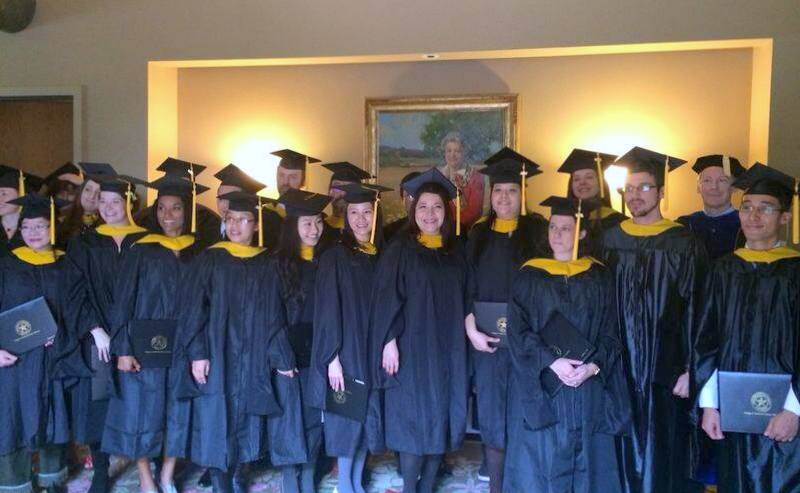 THSU Graduation Dec. 2014 - Student Photo (2)